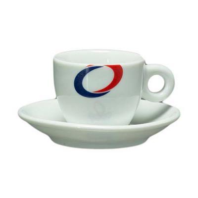 D.Kore Porcelanas - Xícara de café com pires Itália 70ml