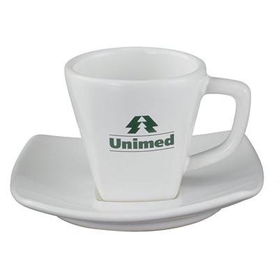 d-kore-porcelanas - Xícara de café com pires square 70ml.