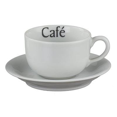 d-kore-porcelanas - Xícara de café com pires Voyage 100ml.