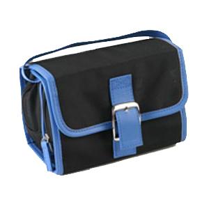 For Import - Nécessaire cabide nas cores preto e azul