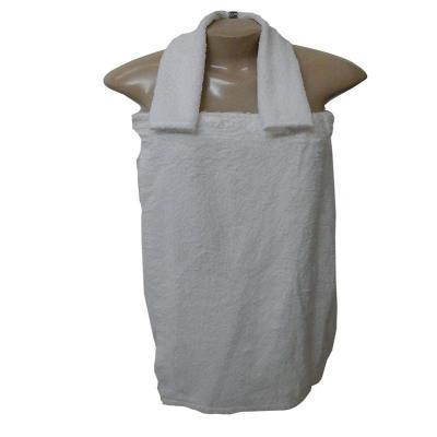 For Import - Roupão spa atoalhado branco