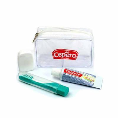 Reina Brindes Promocionais - Kit de higiene bucal