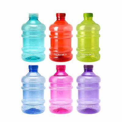 Reina Brindes Promocionais - vMini Galão de água. Capacidade para 1 e 2.2 litros