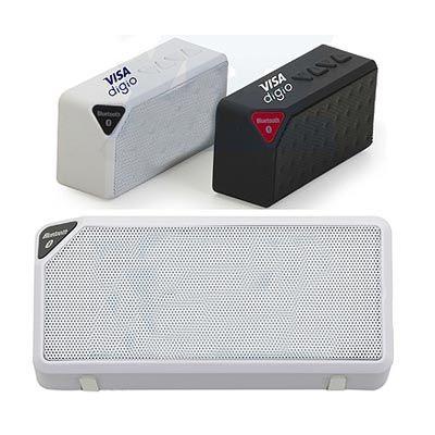 Reina Brindes Promocionais - Caixa de Som Multimídia com Bluetooth