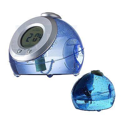 Reina Brindes Promocionais - Relógio digital movido à água