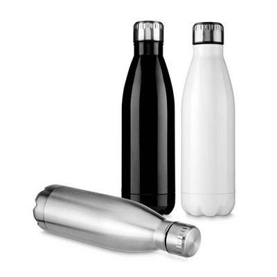 Capital Brindes & Cia - Garrafa térmica 750 ml