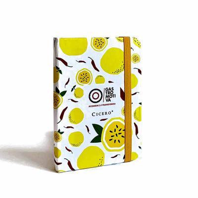 cicero-papelaria - A caderneta colorida é produzida com uma impressão, podendo ser uma impressão digital ou em offset, dependendo da quantidade e imagem que você desejar...
