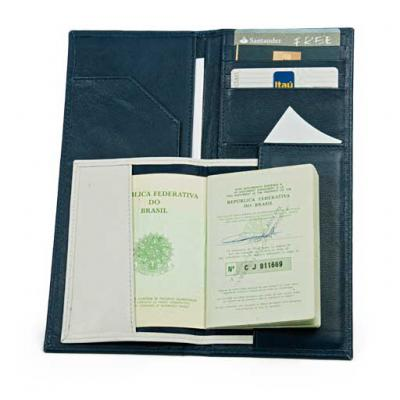 P2K Brindes - Porta voucher 299