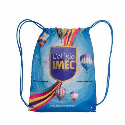 Multipacks Brasil - Mochila saco personalizada