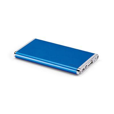 multipacks-brasil - Bateria portátil alumino slim