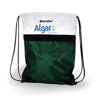 Multipacks Brasil - Mochila saco personalizada.