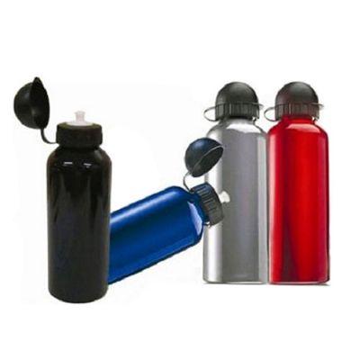 Brindes Oliveira - Squeeze de alumínio com capacidade para 400 ml.