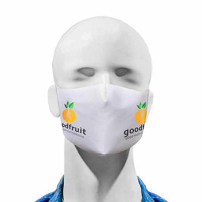 Brindes Curitiba - Máscara com logomarca