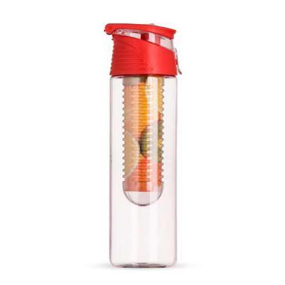 Brindes Curitiba - Squeeze plástico 700 ml com infusor  - Impressão em serigráfia - Várias cores disponíveis   Não esqueça seu companheiro de caminhadas, academia e outr...