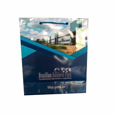 Rota das Embalagens - Sacola personalizada em papel Off Set 180 gr