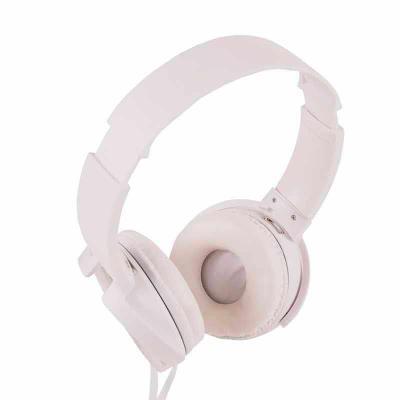 Santa Paula Brindes - 02065 - Headfone Bass Estéreo com Microfone, material plástico com almofadas auriculares em material sintético(revestido com espuma). Falantes com det...