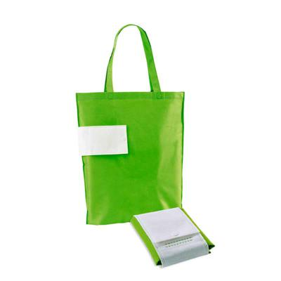 Beetrade Gift - Termo-selado. Alças de 50 cm. Medida: Dobrado: 110 x 132 mm. Aberto: 360 x 410 x 80 mm.