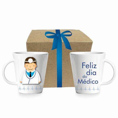 Beetrade Gift - Caneca personalizada Dia do Médico