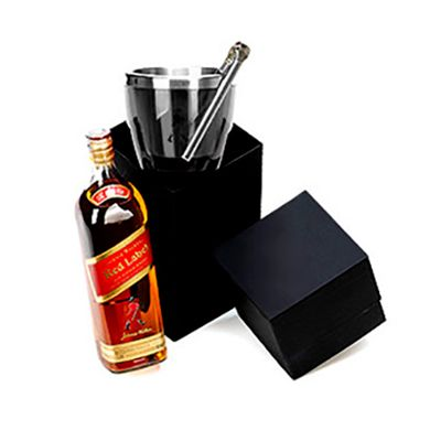 Beetrade Gift - Kit presente com Whisky Johnnie Walker Red Label