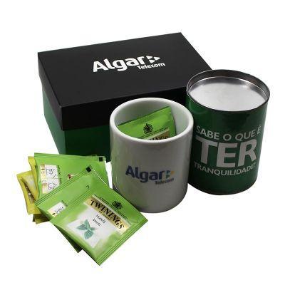 Beetrade Gift - Kit chá personalizado