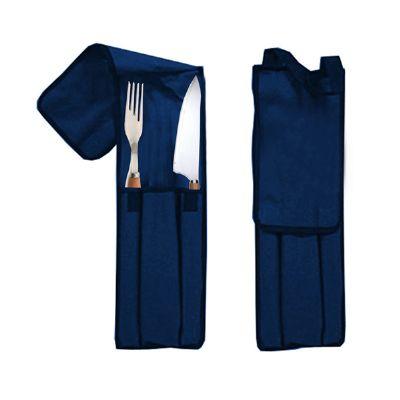 Beetrade Gift - Dia dos Pais - Com estojo impermeável, garfo e faca para churrasco.