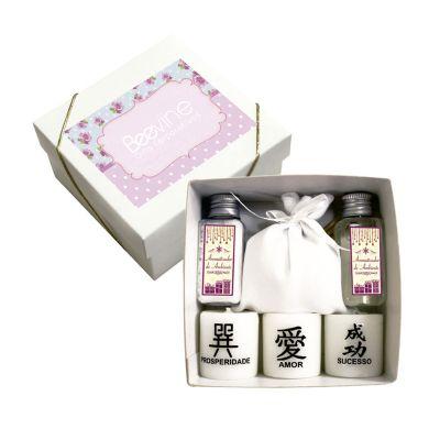Beetrade Gift - Kit relax aromatizador.