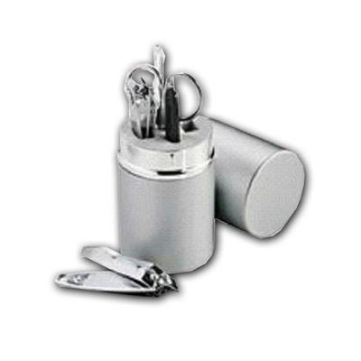 Beetrade Gift - Kit dia das secretárias - Kit Manicure em aço/alumínio com 5 peças.
