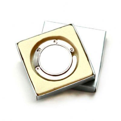 Allury Brindes - Porta bolsa metal