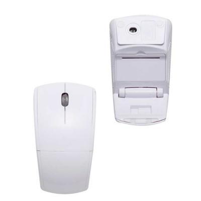 Allury Brindes - Mouse Sem Fio Wireless USB 2.4ghz. Com alcance de até 10 m. Possui design moderno, ergonômico e confortável de usar, com adaptador USB para conectar n...