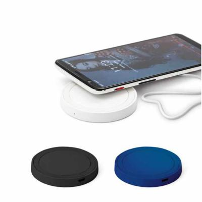 Allury Brindes - Carregador Power Bank bateria Wireless Personalizado
