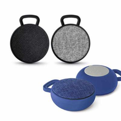 Allury Brindes - Caixa de Som Bluetooth com Microfone Personalizada