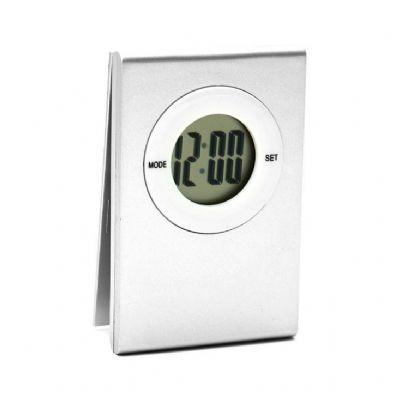 allury-gifts - Relógio de mesa digital com prendendor