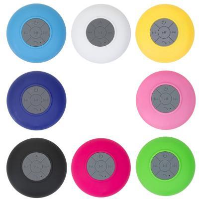 allury-gifts - Caixa de Som Resistente a Água com Bluetooth 1