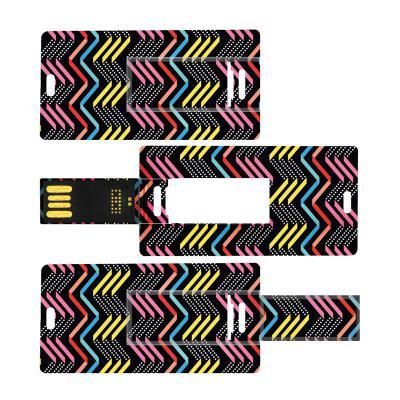 Allury Brindes - Mini Pen Card Retangular 1