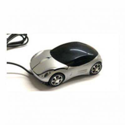 Allury Brindes - Mouse em formato de carrinho com Fio. Compatibilidade: Windows 2000/NT/ME/XP/Vista/7/8/10. Distância de Funcionamento: 6-10m. Alcance de Frequência: 2...