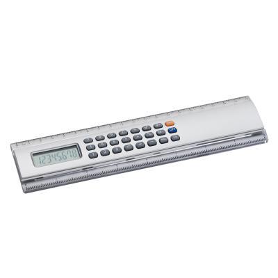 Allury Brindes - Régua Calculadora de plástico 1