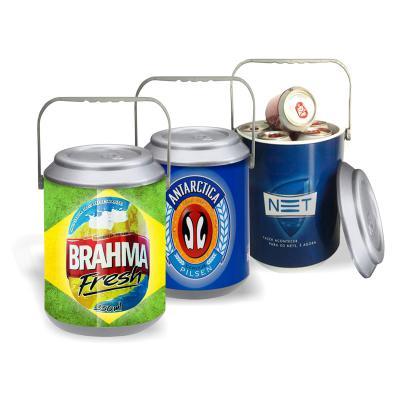 Allury Brindes - Cooler Térmico para 10 latas PVC Rígido 1