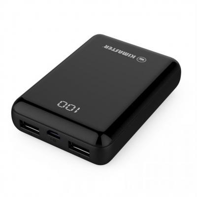Allury Brindes - Carregador Power Bank Bateria portátil Mini 15000MAH