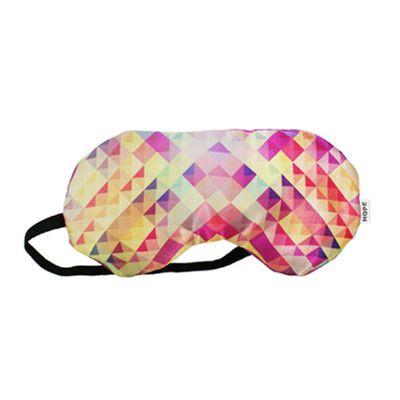 Casartesanal - Máscara de dormir (cetim) personalizada