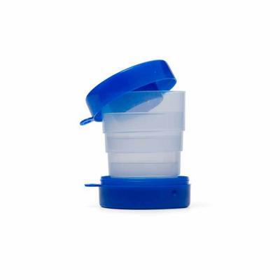 Essence Brindes - Squeeze plástico com tubo de gelo