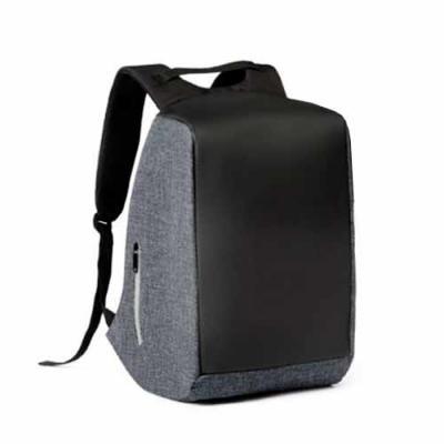 Promus Brindes - Mochila para notebook. 900D de alta densidade e tarpaulin. Sistema anti-roubo: compartimento principal com zíper oculto e parte posterior com 2 bolsos...