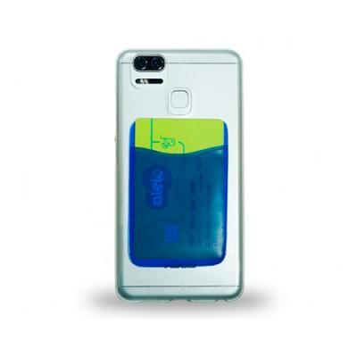 promus-brindes - Adesivo porta cartão para celular Personalizado