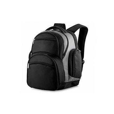 5a5045e47 Promus Brindes - Mochila para notebook em poliéster com 4 bolsos frontais