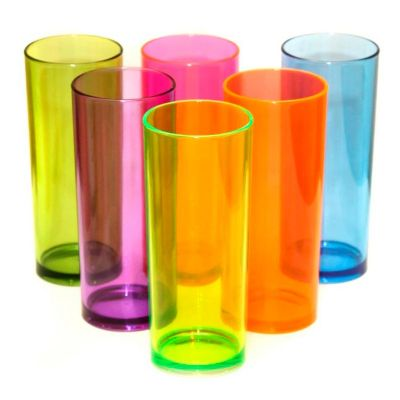Promus Brindes - Copo long drink em acrílico 300 ml