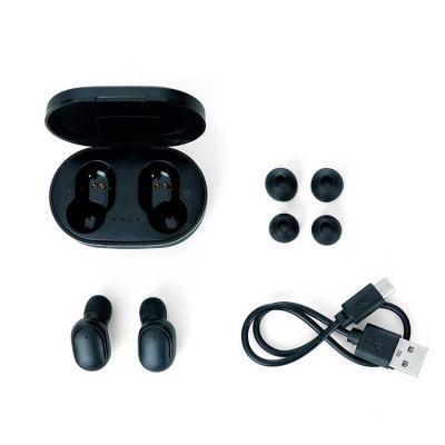 Promus Brindes - Fone de ouvido bluetooth com case carregador