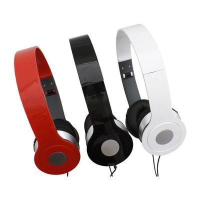 promus-brindes - Fone de ouvido dobrável com fio reforçado
