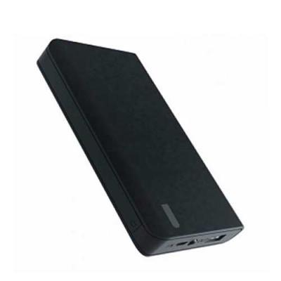 Promus Brindes - Power Bank Ultra Slim conta com luzes LED que mostram a quantidade de carga disponível no Power Bank e uma porta USB de saída 2A. Esse Power Bank é co...