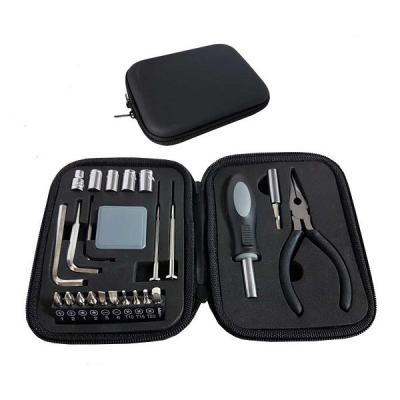 Promus Brindes - Kit mini ferramentas com estojo e 24 peças