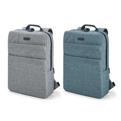 Promus Brindes - Mochila para notebook. 600D de alta densidade. Compartimento para notebook 15.6