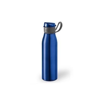 Promus Brindes - Squeeze de alumínio e AS com capacidade para 650 ml. ø66 x 240 mm